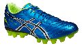 Asics Lethal RS Mens Electric Blue - White - Flash Yellow Moulded Rugby Boots : Click for more info.