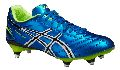 Asics Lethal ST Mens Electric Blue - White - Flash Yellow Rugby Boots : Click for more info.