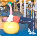 Swiss - Gym Ball : Click for more info.
