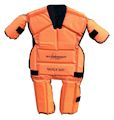 Tackle Suits - Collision Suits - Reversible Colours Orange - Black : Click for more info.